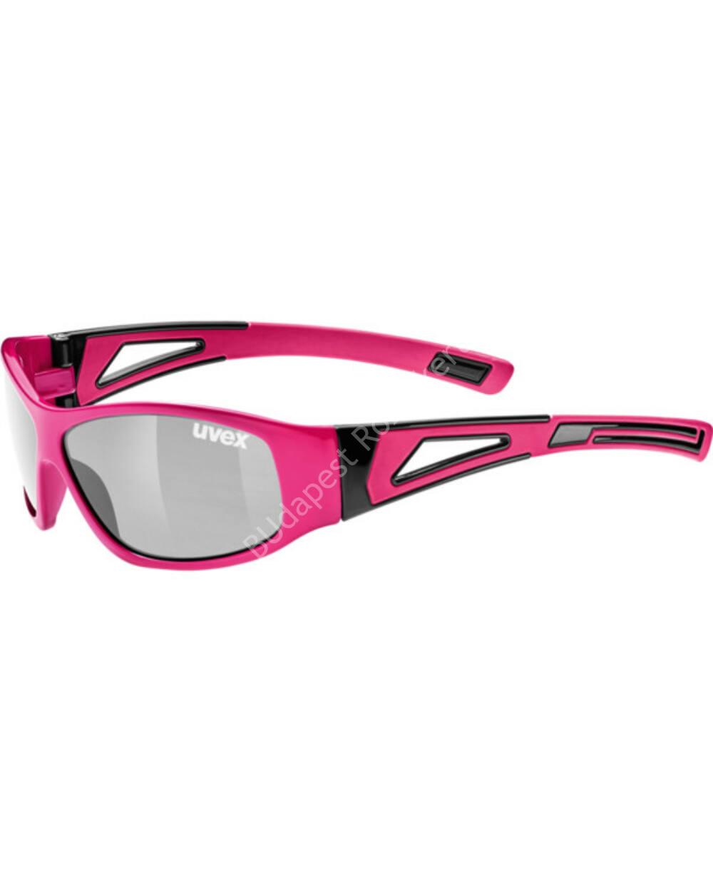 Uvex sportstyle 509 UV-védős sportszemüveg gyerekeknek, pink