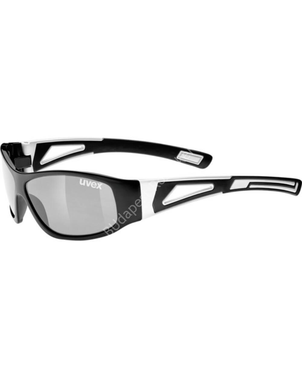 Uvex sportstyle 509 UV-védős sportszemüveg gyerekeknek, black