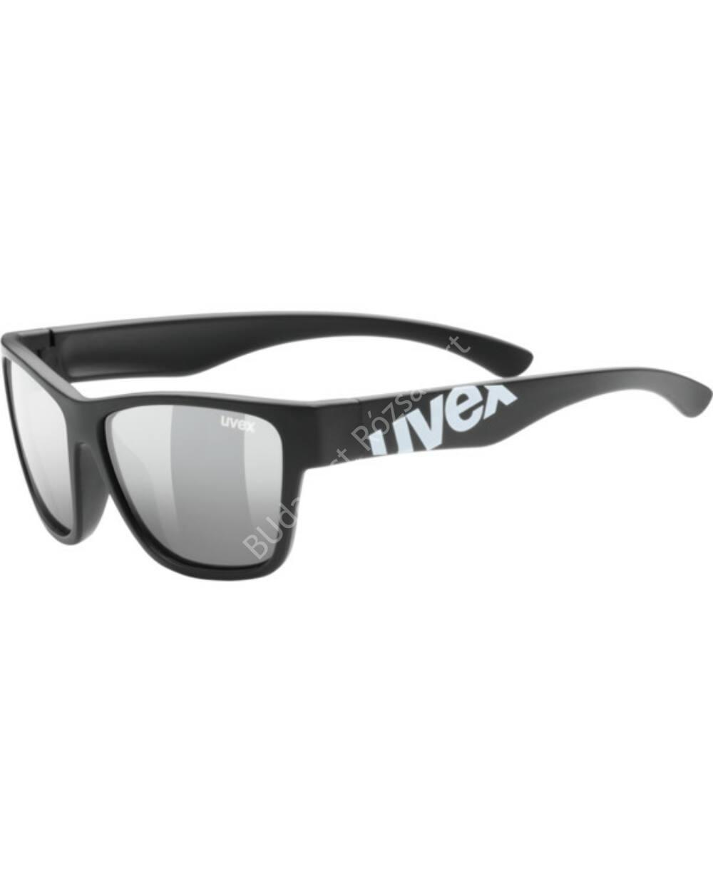 Uvex Sportstyle 508 gyerek napszemüveg, black mat