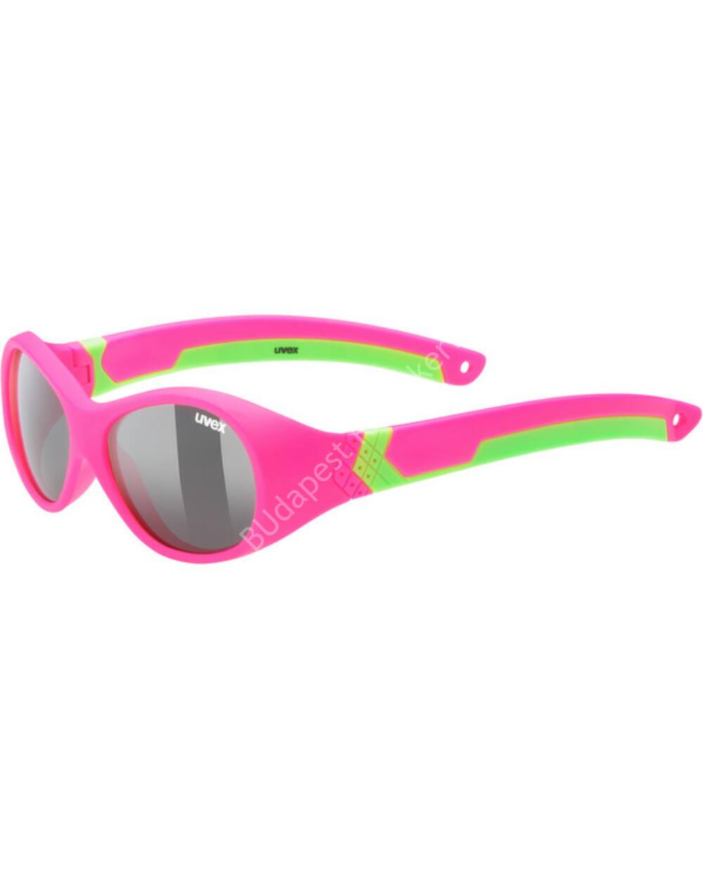 Uvex sportstyle 510 UV-védős sportszemüveg 1-3 éves, pink