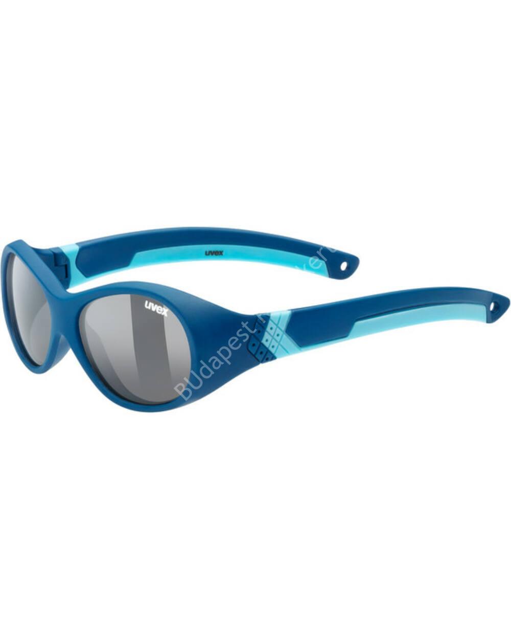 Uvex sportstyle 510 UV-védős sportszemüveg 1-3 éves, kék