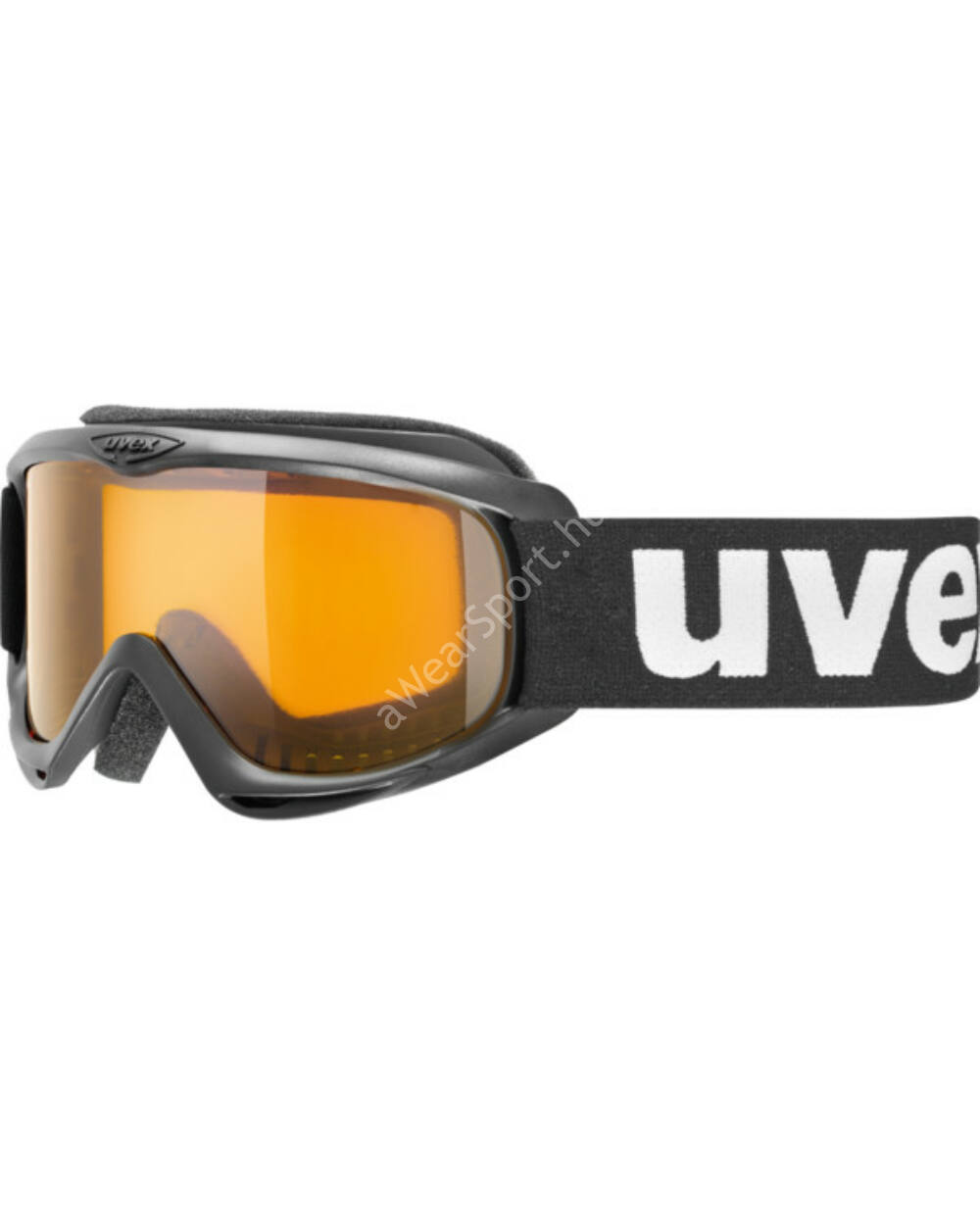 Uvex snowcat gyermek SÍSZEMÜVEG, fekete