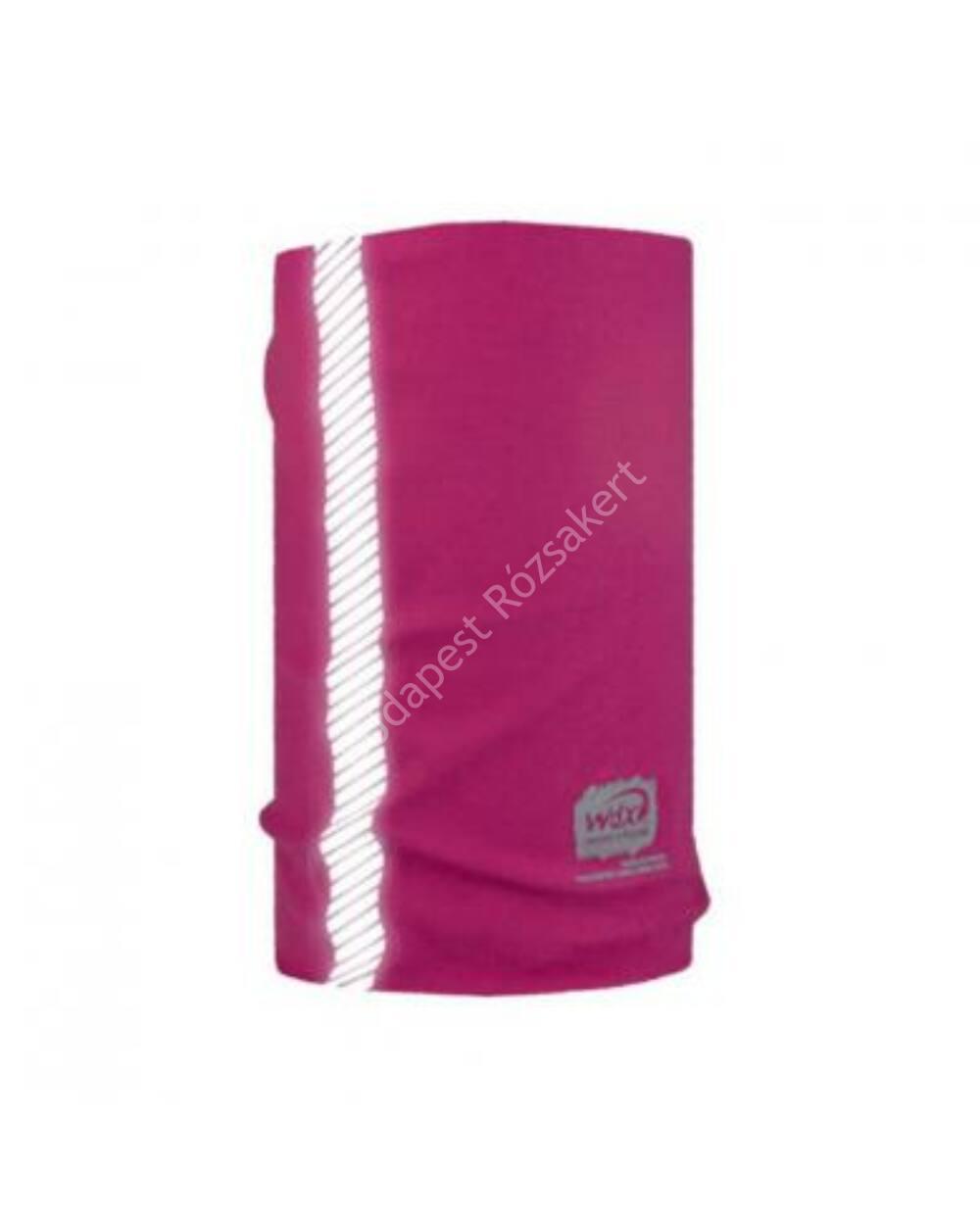 WDX multifunckiós fényvisszaverő csősál, pink