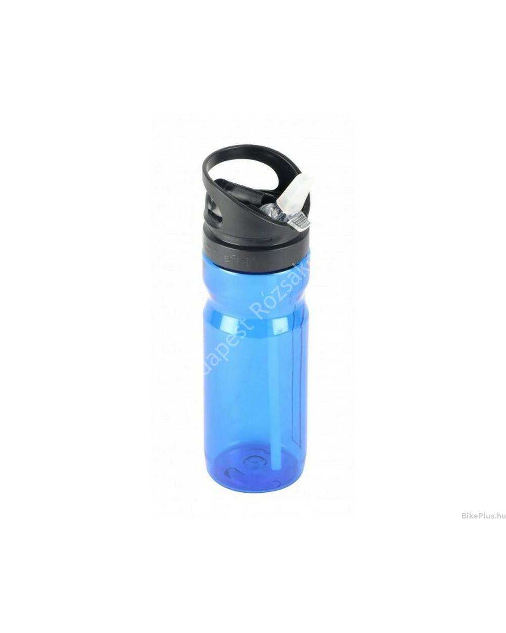 ZEFAL Kulacs TREKKING 700ml, átlátszó kék BPA-mentes