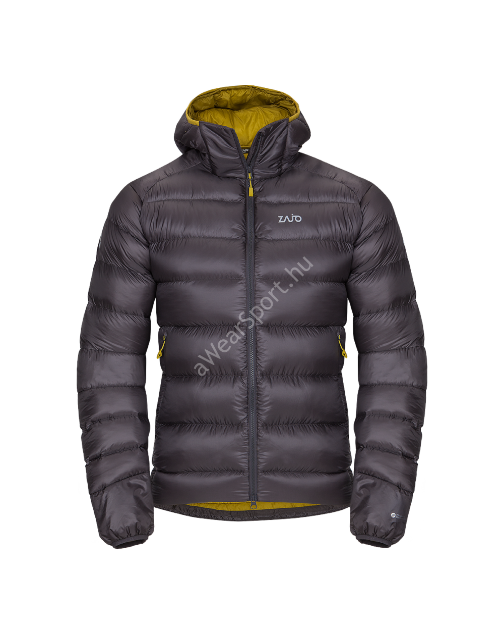 Zajo Moritz Jkt férfi DownTek/pehely kabát, magnet-cress green