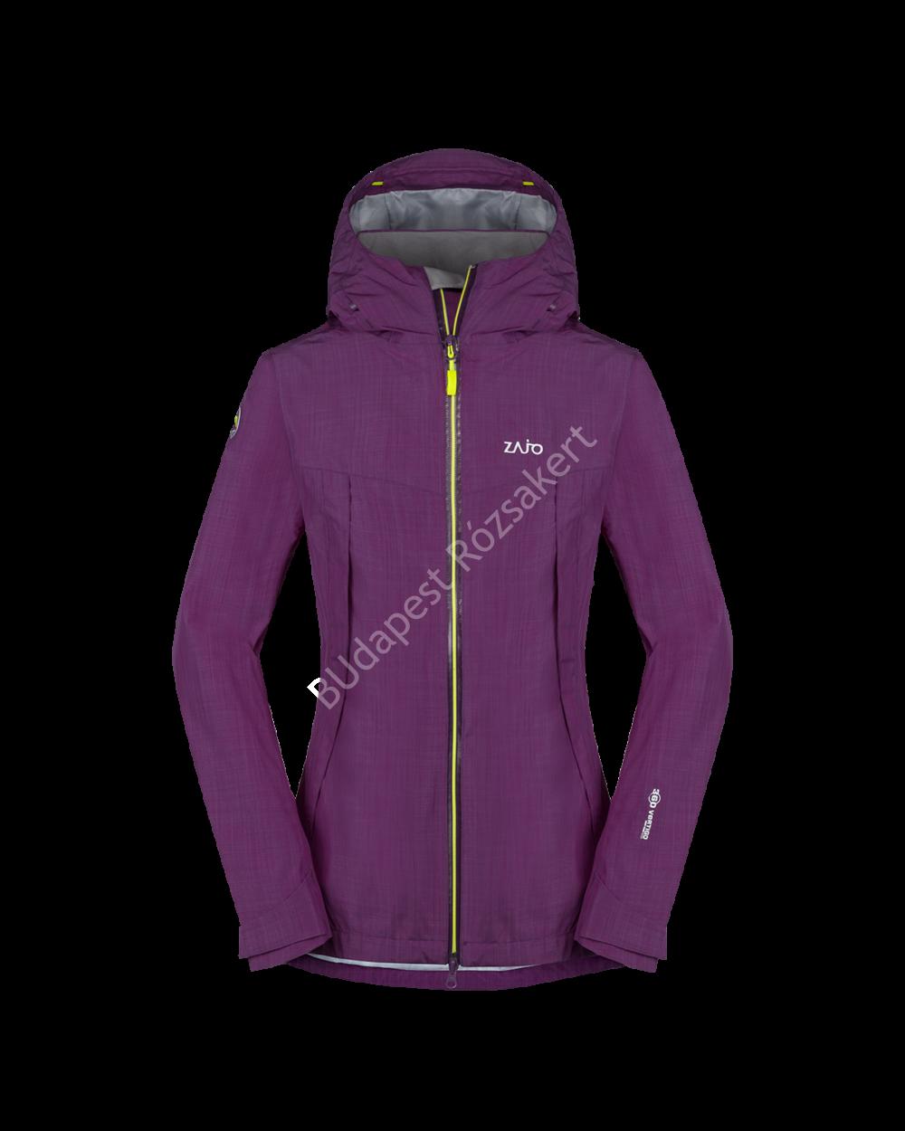 Zajo Arosa Neo W Jkt 15.000mm-es vízálló, lélegző női kabát, dark purple