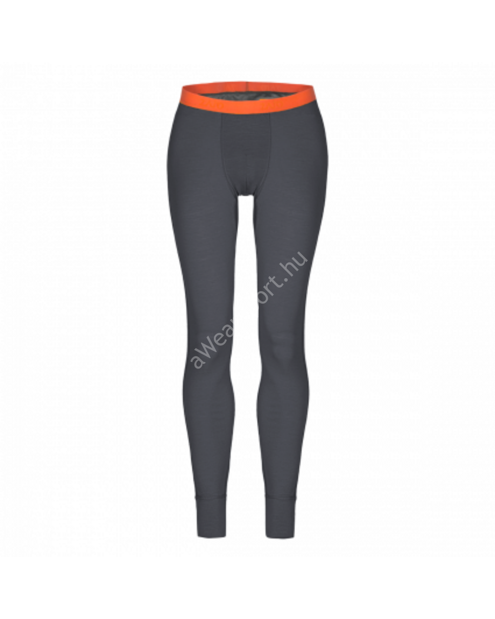 Zajo Bjorn Merino Pants férfi merinói gyapjú aláöltözet nadrág, szürke