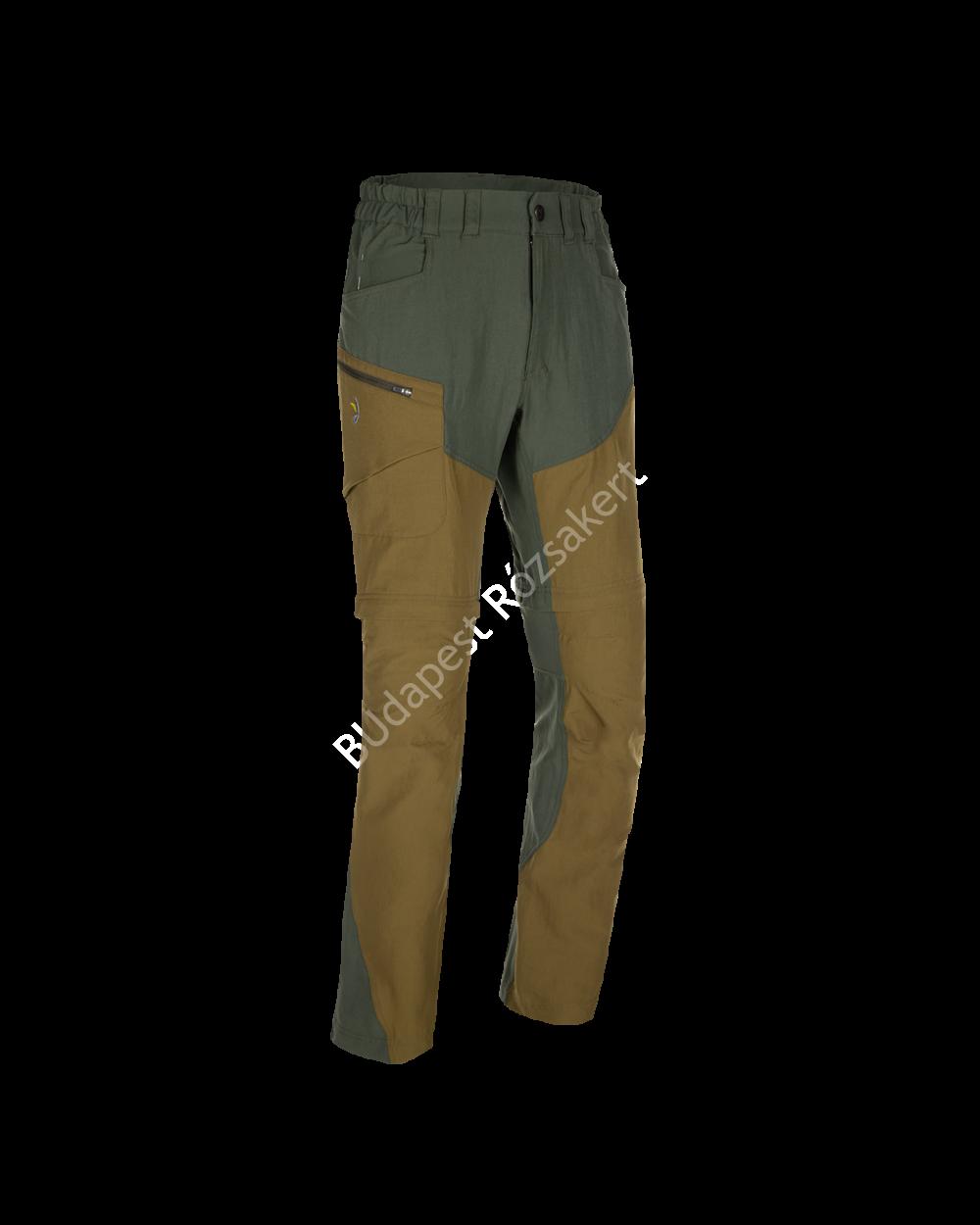 Zajo Magnet Neo Pants Zip Off  lezipzározható férfi túranadrág, climing ivy, S
