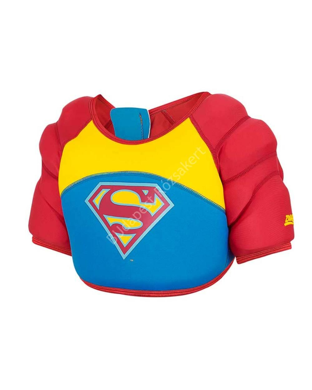 Zoggs Superman Water Wing Vest gyerek úszómellény, 4-5 éves