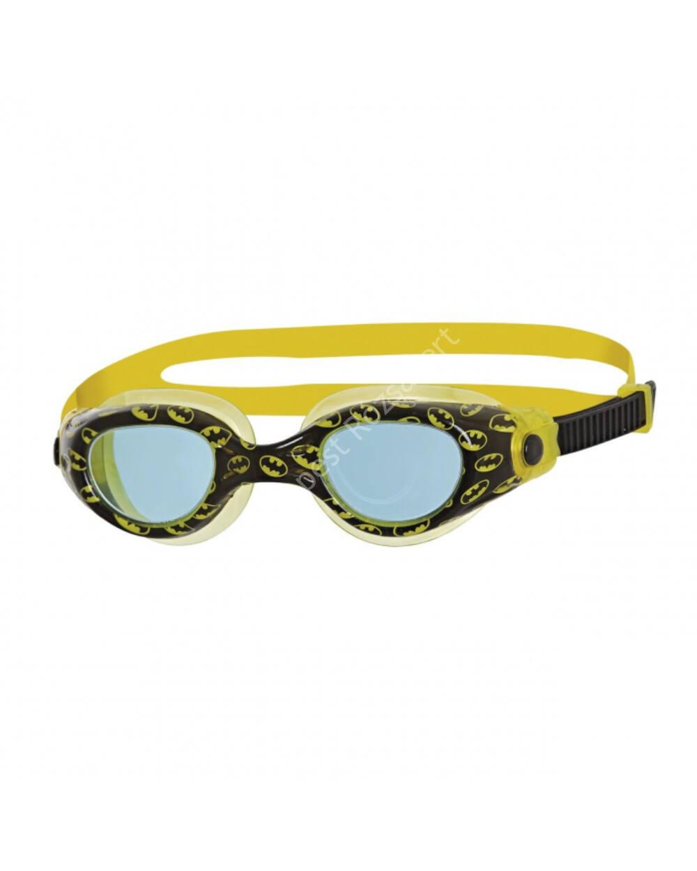 Zoggs Batman gyerek úszószemüveg, 14 éves korig