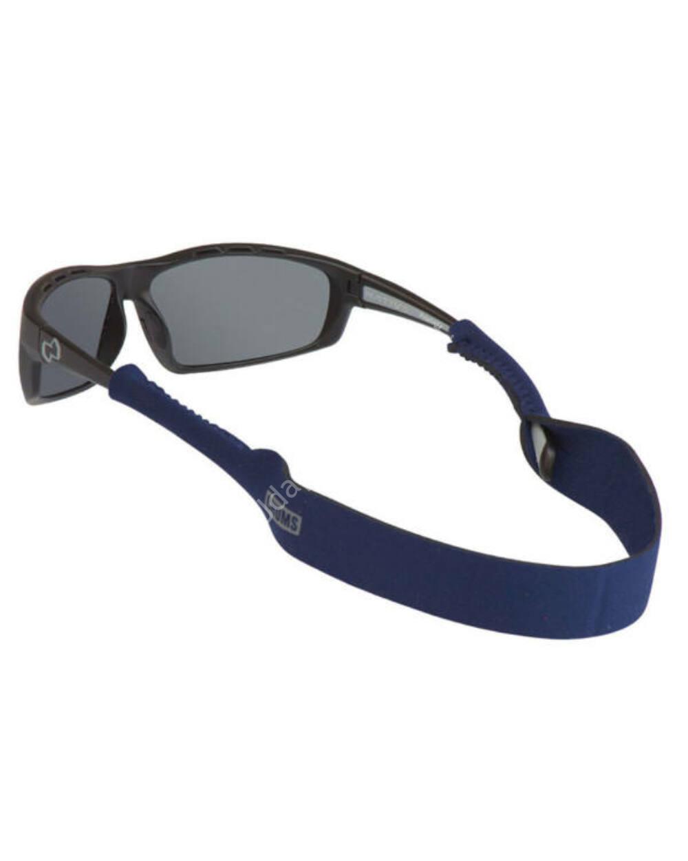 Chums Neoprene Classic Solids szemüvegpánt, sötétkék