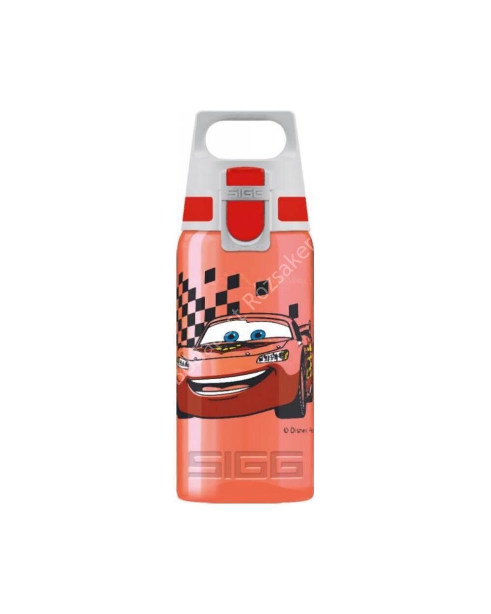 Sigg Viva One Cars BPA-mentes gyerek kulacs 0,5L, verdák