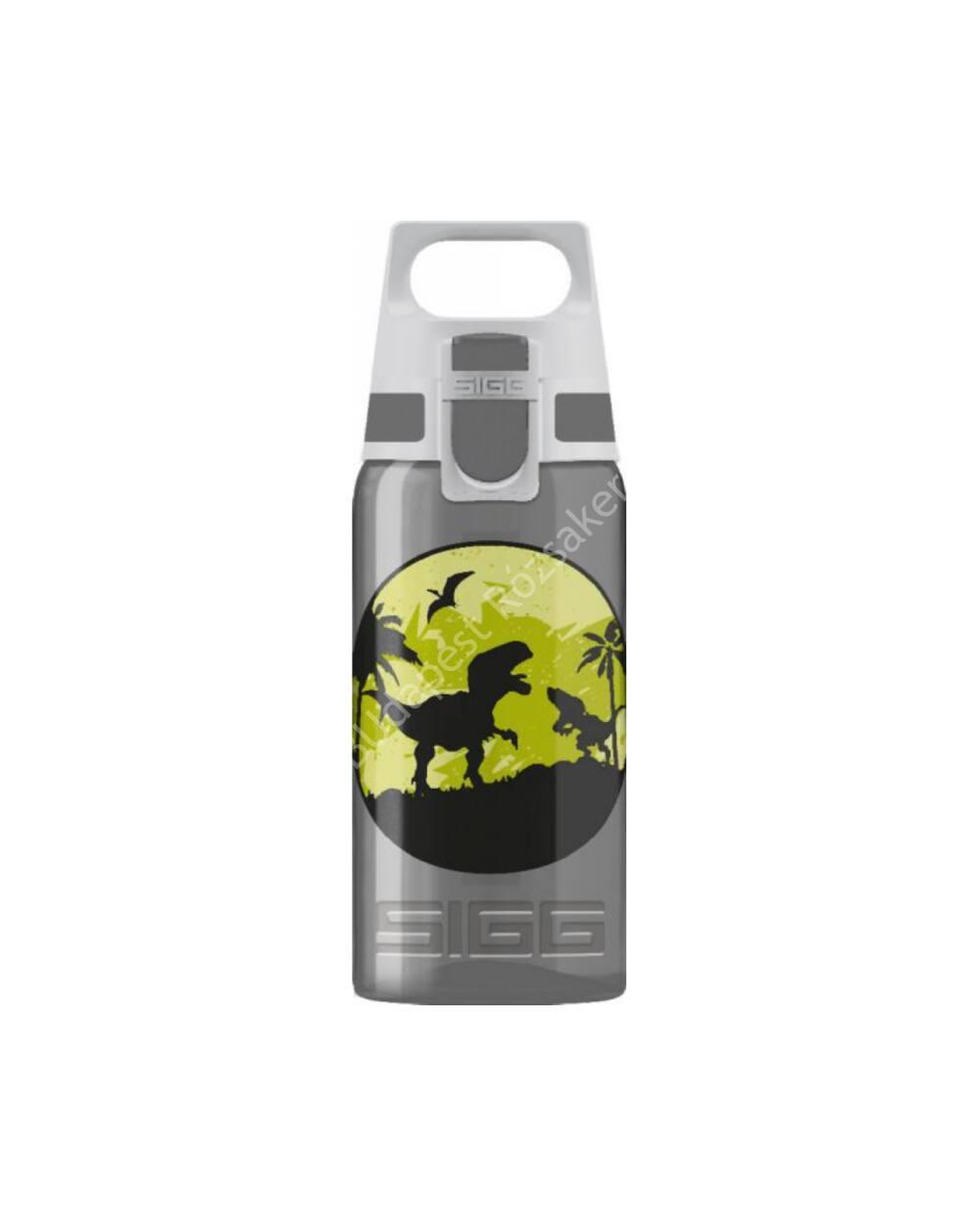 Sigg Viva One Dinos BPA-mentes gyerek kulacs 0,5L, dinoszaurusz