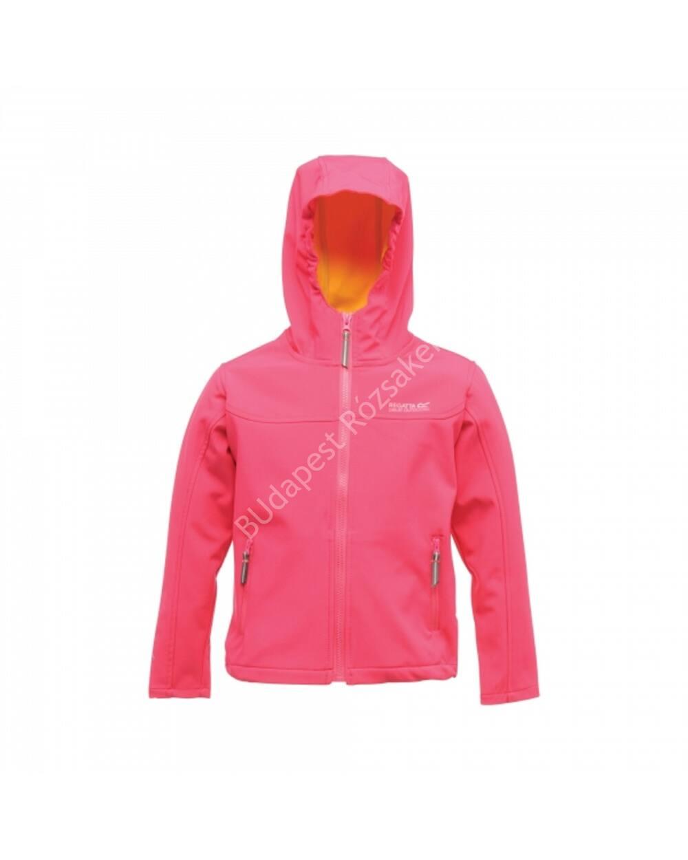 Regatta Tyson II gyermek softshell kabát
