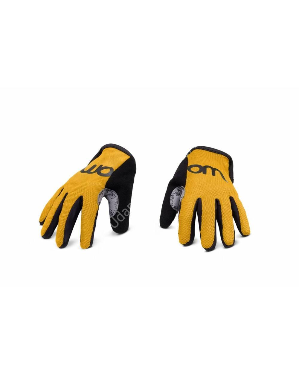 Woom Gloves sárga nyári gyerek kesztyű, 6