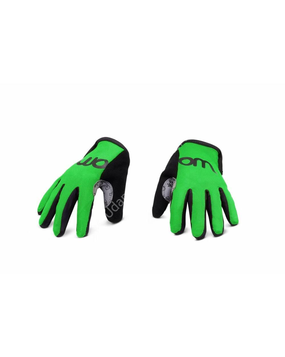 Woom Gloves zöld nyári gyerek kesztyű, 7