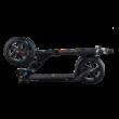 Micro BLACK Deluxe roller Vibram fellépővel 200 mm-es kerekekkel