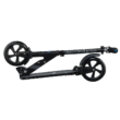 Micro Suspension teleszkópos roller 200mm kerekekkel, fekete