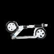 Micro White roller 200mm kerekekkel