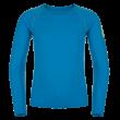 Zajo Elf Kids Merino gyerek merinói gyapjú aláöltözet szett, greek blue, 98-104 cm
