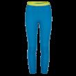 Zajo Elf Kids Merino gyerek merinói gyapjú aláöltözet szett, fekete-kék, 110-116 cm