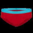 Zajo Elsa Merino W Briefs női gyapjú aláöltözet alsó, racing red