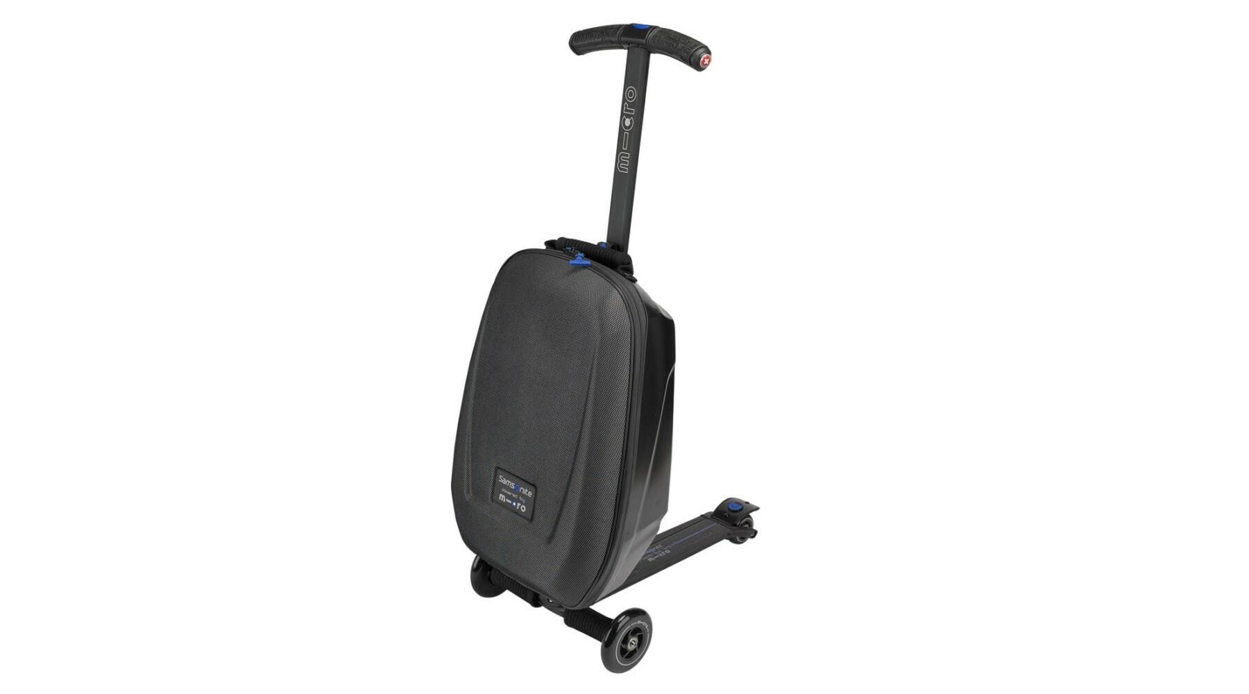 Micro Luggage II 3in1 Bőrönd roller 99b254bb19