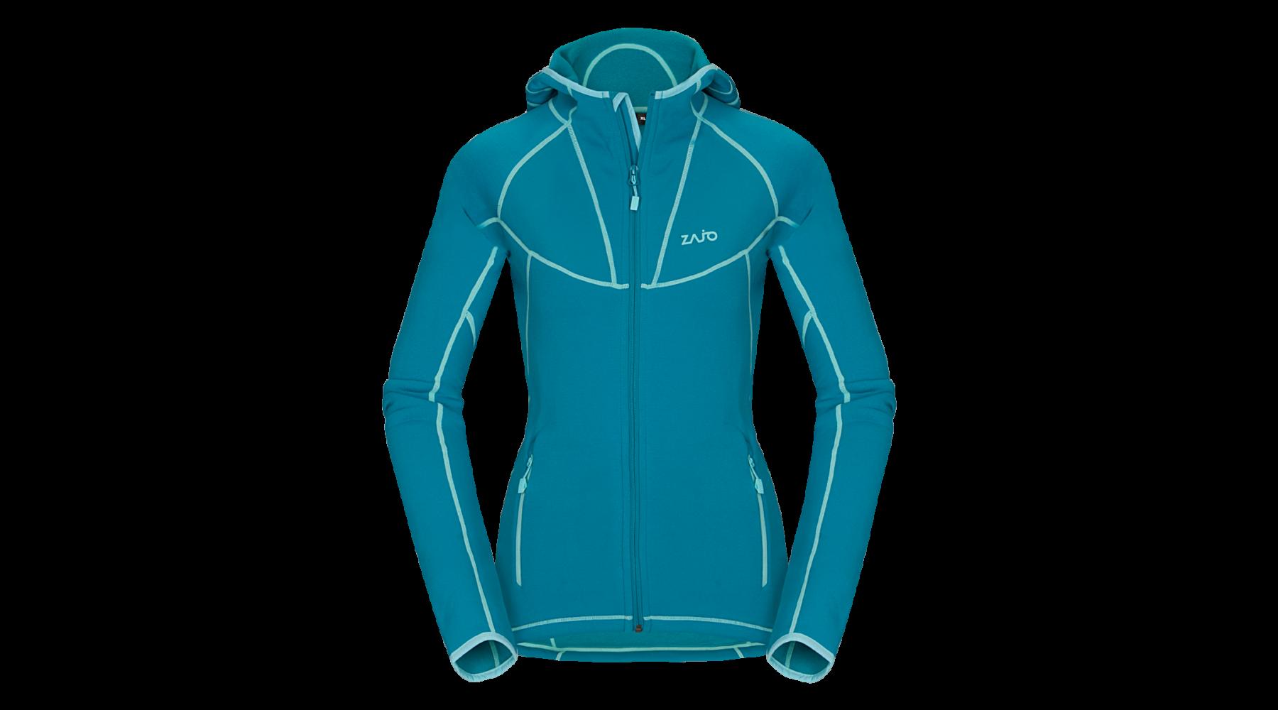 a1031adaab Zajo Cortina Neo W Jkt női pulóver, enamel blue - a-Wear Sport - Roller,  kerékpár, bukósisak, túraruházat