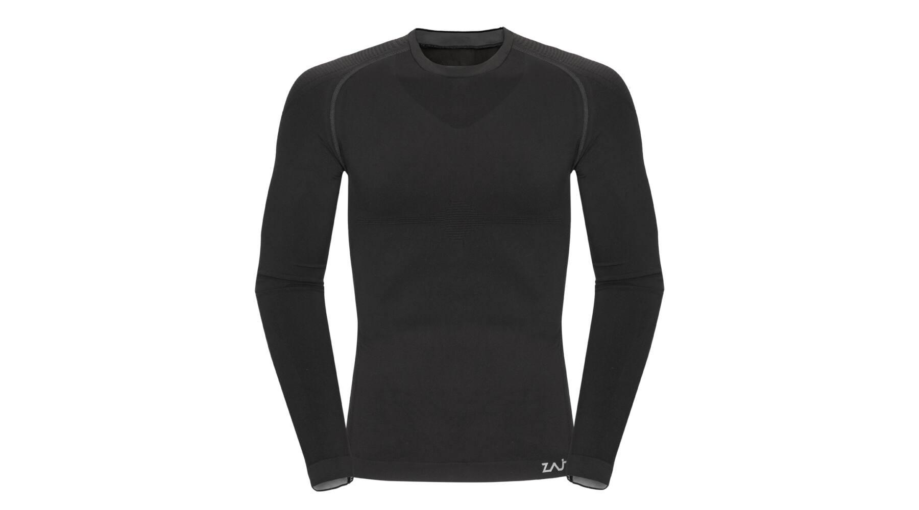06c9bd13ce Zajo Contour M T-shirt LS férfi strech aláöltözet felső, fekete - a-Wear  Sport - Roller, kerékpár, bukósisak, túraruházat