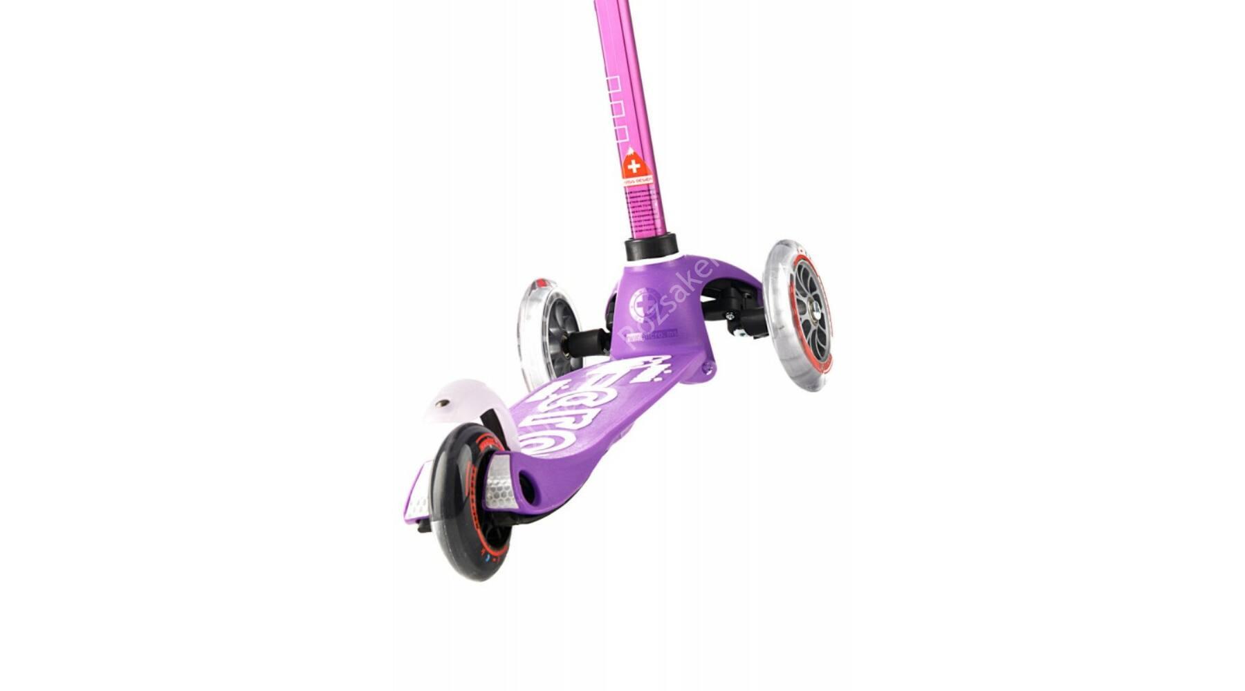 3in1 mini micro deluxe roller lila a wear sport. Black Bedroom Furniture Sets. Home Design Ideas