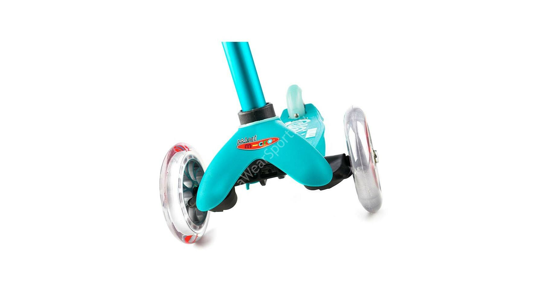 mini micro deluxe roller aqua a wear sport roller. Black Bedroom Furniture Sets. Home Design Ideas