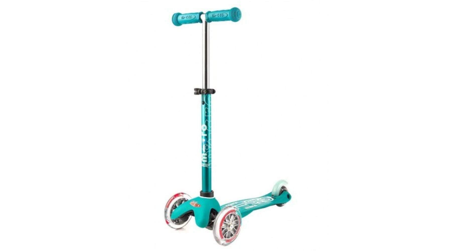 c7eba37053 3in1 Mini Micro Deluxe roller, aqua - a-Wear Sport - Roller ...