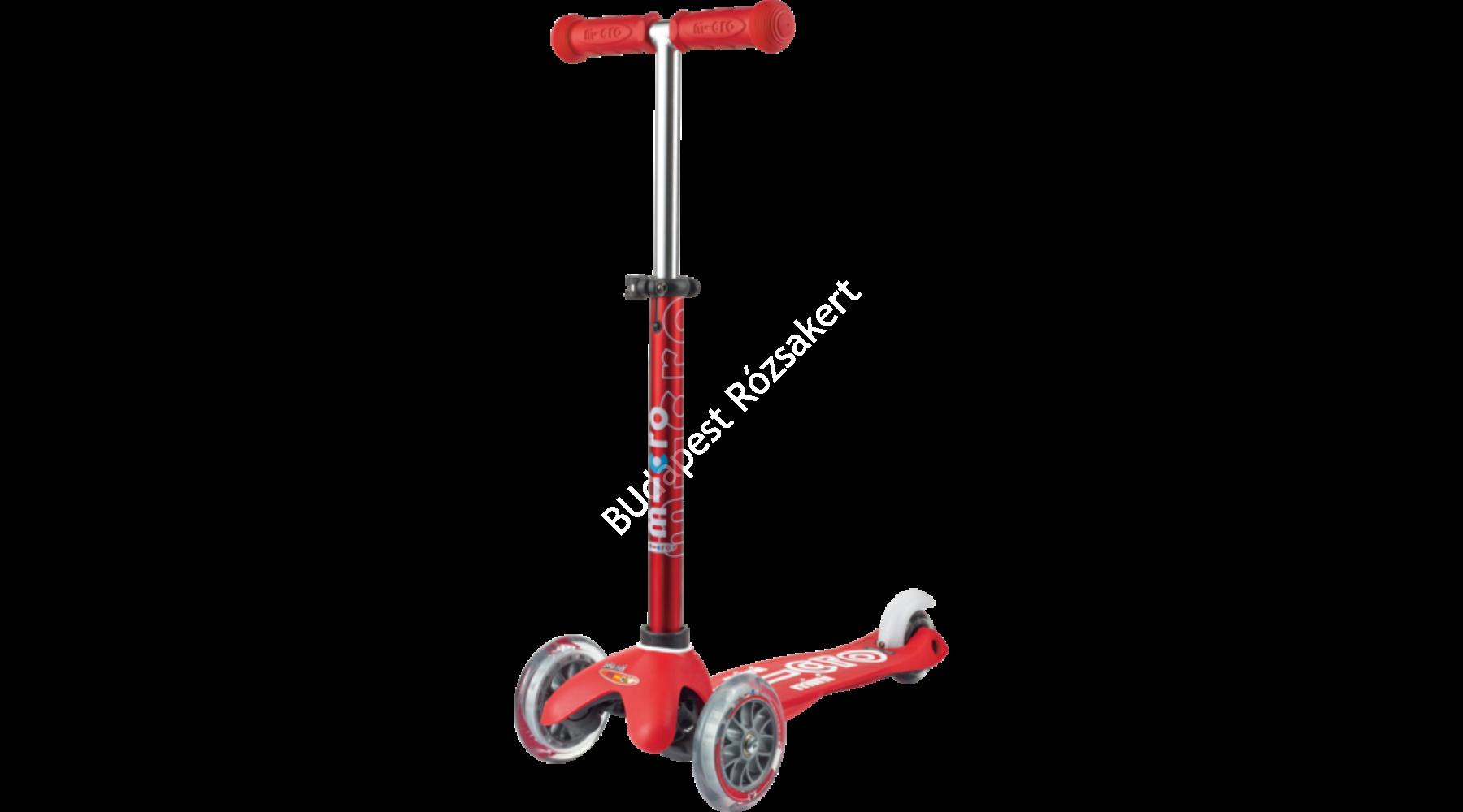f28ac57be1 Mini Micro Deluxe roller, piros - a-Wear Sport - Roller, kerékpár ...