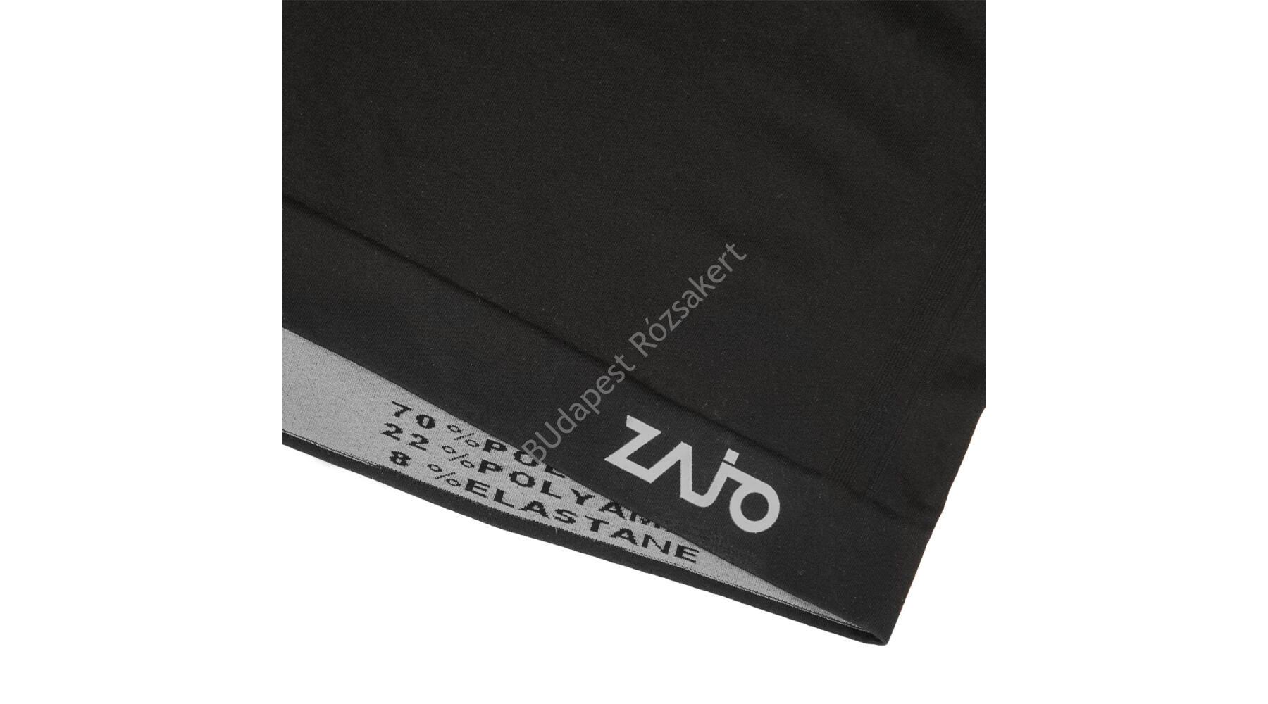 48e5166464 Zajo Contour M T-shirt SS férfi strech aláöltözet felső, fekete - a ...