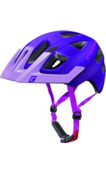Cratoni Maxster Pro gyermek bukósisak, lila-pink, 46-51 cm