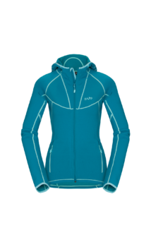 Zajo Cortina Neo W Jkt  női pulóver, enamel blue
