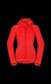 Zajo Cortina Neo W Jkt női pulóver, grenadine