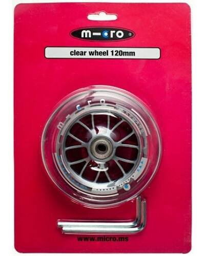 Mini Micro, Sprite roller első kerék