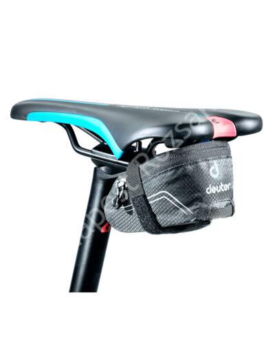Deuter Bike Bag Race I nyeregtáska 0,3L űrtartalmú, fekete