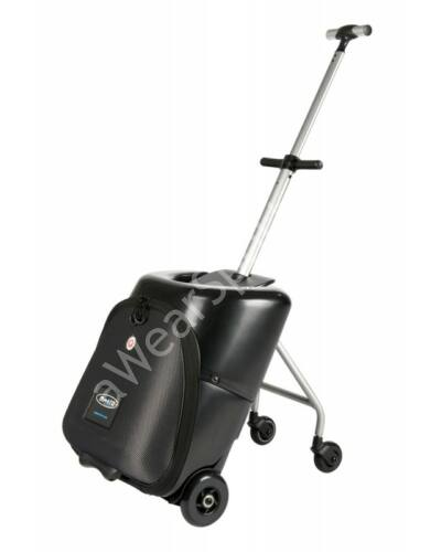 Micro Lazy Luggage utazó bőrönd üléssel gyermekeknek