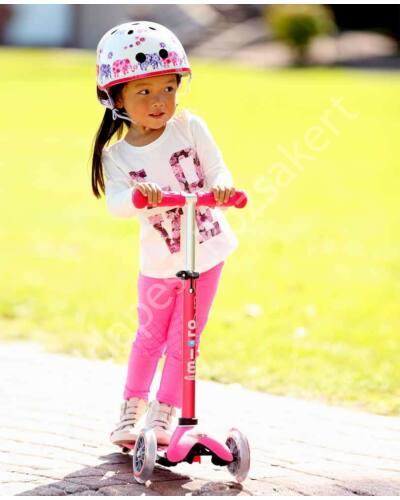 Mini Micro Deluxe roller, pink