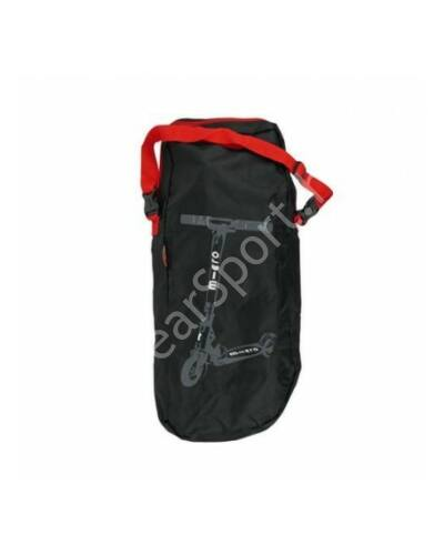 Micro Scooter bag rollertáska, fekete
