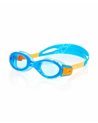 Speedo futura biofuse úszószemüveg junior 6-14 éves korig, kék-sárga