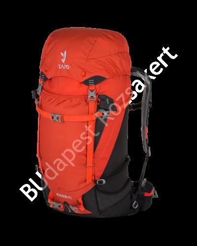 Zajo Eiger 45L hátizsák M:45-52cm 1400g, piros-fekete
