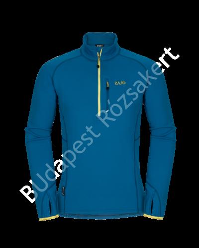 Zajo Arlberg Pull férfi polár pulóver, kék