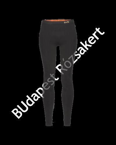 Zajo Contour M Pants férfi strech aláöltözet, fekete