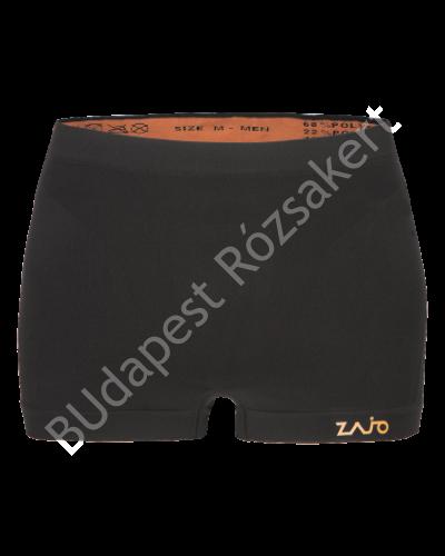 Zajo Contour M Boxer Shorts férfi strech alsónadrág, fekete