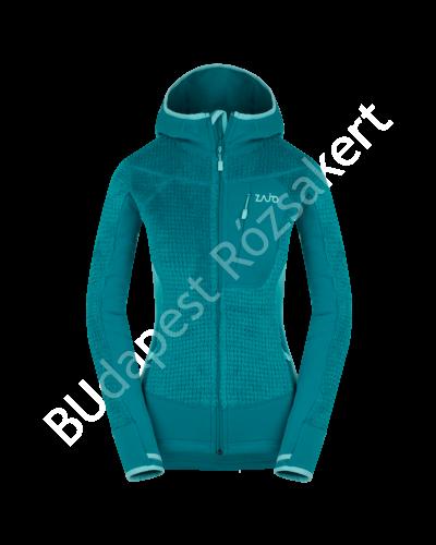 Zajo Andorra W Jkt  női pulóver, enamel blue
