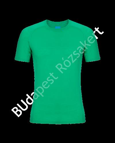 Zajo Bjorn Merino Tshirt SS férfi merinói gyapjú aláöltözet felső, zöld