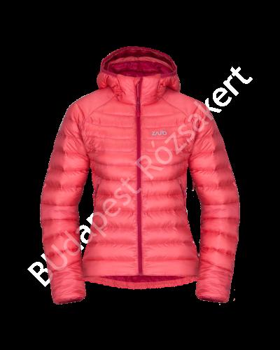Zajo Livigno W Jkt pehely/Primaloft női kabát, coral